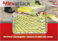 Flyer flexattack Produkte