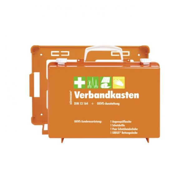 GGVSEB/KFZ-Verbandkasten SN-CD orange
